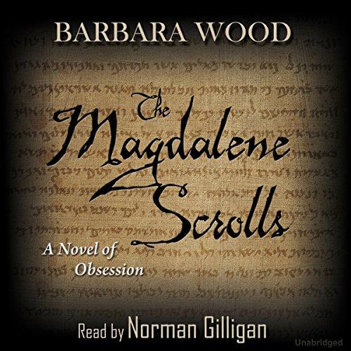 The Magdalene Scrolls cover art