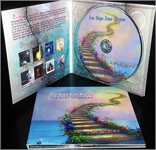 Two Steps From Heaven. The Best of Classical Crossover. [DIGIPAK. Limited 2016 Elite Classics Edition. 16 songs]