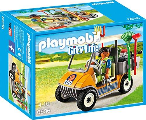 Playmobil 6636 - Zoofahrzeug