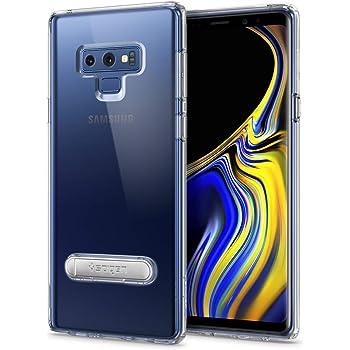 Spigen Ultra Hybrid S Designed for Galaxy Note 9 Case (2018) - Crystal Clear