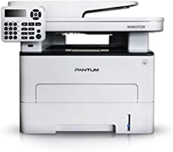 Pantum All-in-One Wireless Monochrome Laser Printer, M6802FDW Print Copy Scan Fax Multifunction Printers, Wireless Networking and Duplex Printing