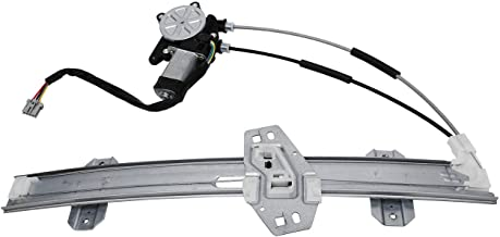 AUTOPA 72250-SV4-A01 Front Left Driver Side Power Window Regulator with Motor for Honda Accord 1994-1997