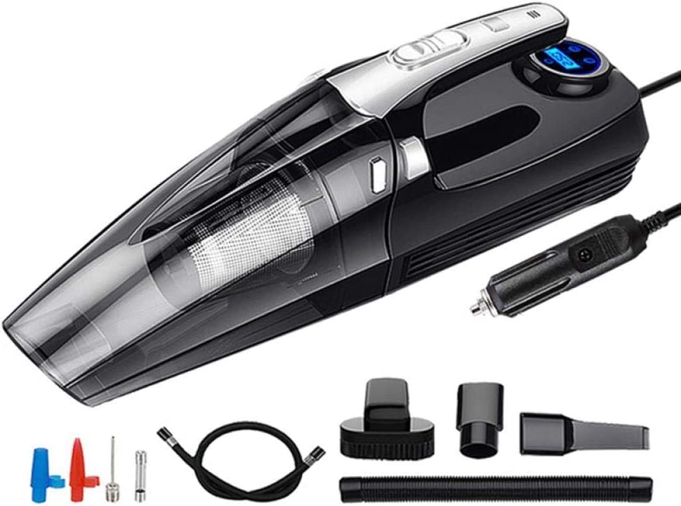 AKwwmy Portable Now on sale Vacuum Cleaner Cleane 4-in-1 car Sacramento Mall Handheld