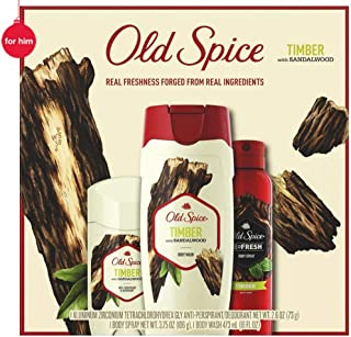 OLD SPICE TIMBER GIFT SET
