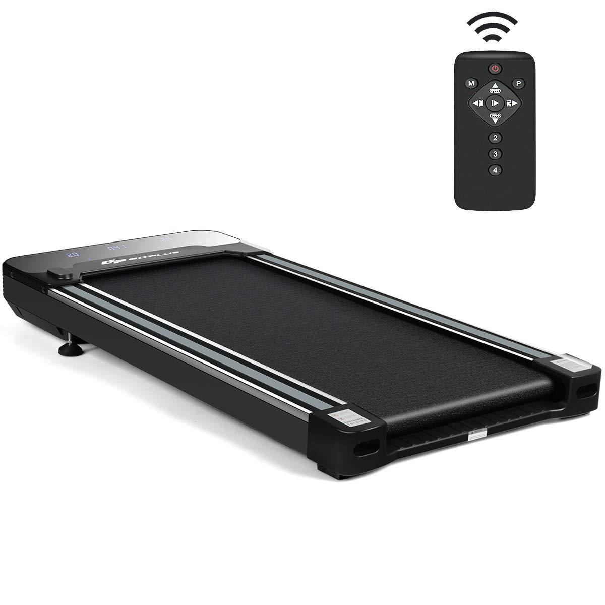 Goplus Electric Treadmill Touchable Wireless