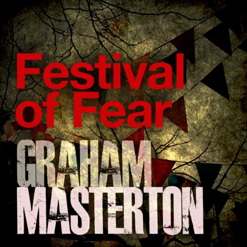 Festival of Fear audiobook cover art