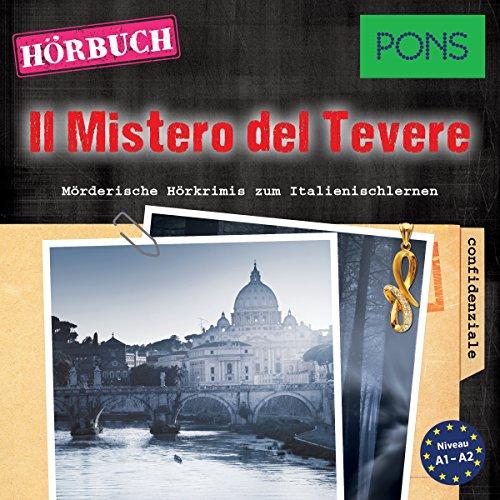 ll Mistero del Tevere (PONS Hörkrimi Italienisch) audiobook cover art