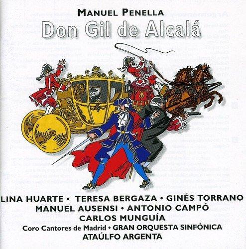Don Gil De Alcala
