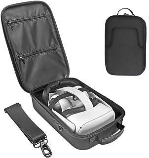Etui de Protection pour Oculus Quest 2/Oculus Quest Casque de réalité virtuelle All-in-One Housse Portable Étui de Transpo...