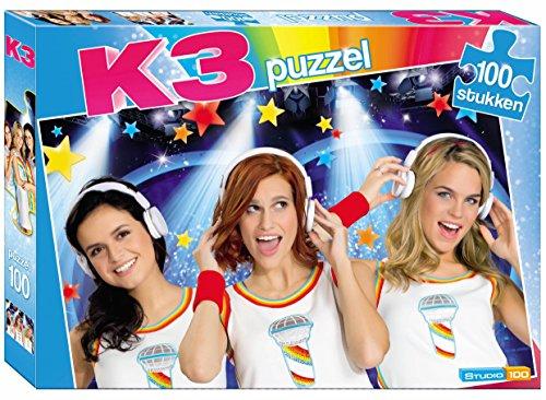 K3 Puzzel 100 st.