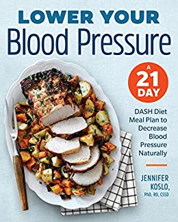 meal plan for high blood pressure