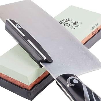 Chroma couteaux Accessoires ST//G Schleifhilfe Set 2 pièces