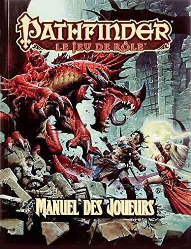 Asmodee BBEPFP01 Pathfinder RPG–Spielregelwerk, Taschenausgabe, französische Ausgabe