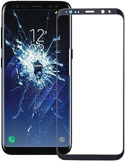 استبدال الزجاج الخارجي الأمامي لـ S8 Plus، 6.1 بوصة لسامسونج جالاكسي S8 بلس G955 استبدال شاشة الزجاج الأمامي لـ G955U G955...