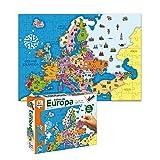 Diset- Juguete educativos Paises De Europa (68947) , color/modelo surtido