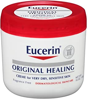 EUCERIN 优色林 Original 修复霜 16 盎司(2 瓶装)