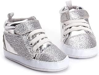 Csfry Baby Toddler Girls' Bunny Skate Shoes Infant Prewalker Toddler Sneaker Shoes