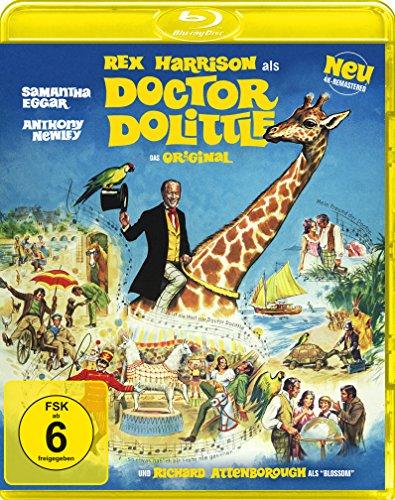 Doctor Dolittle - Das Original (4k-remastered) [Alemania] [Blu-ray]