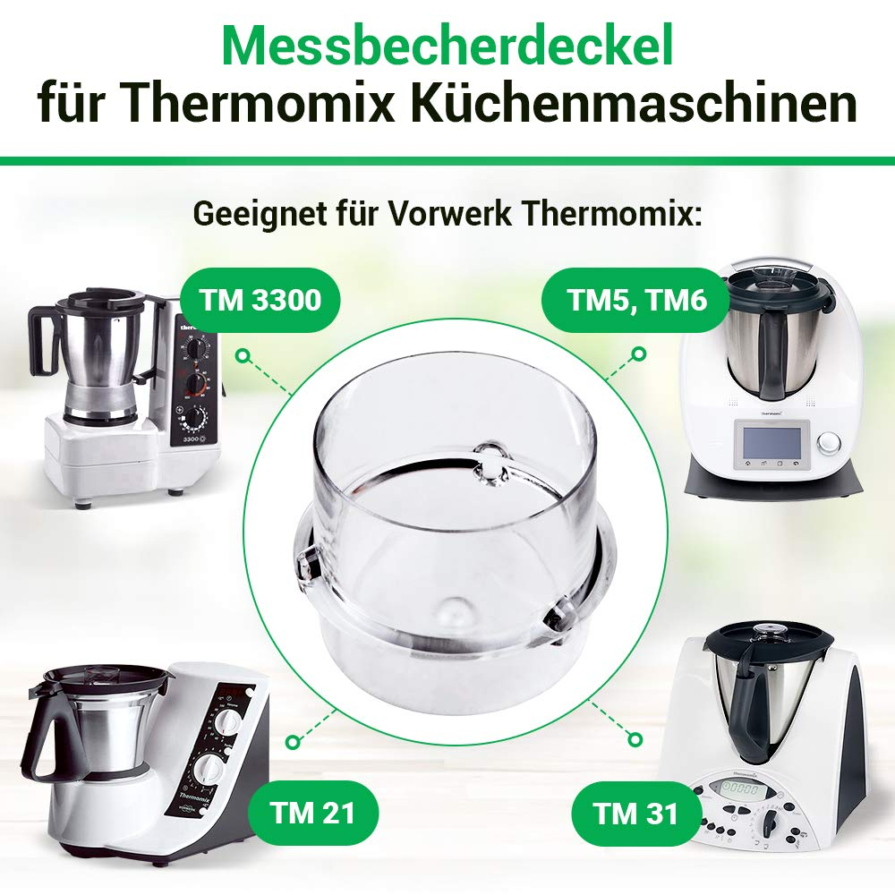 Vorwerk Thermomix measuring cup for the TM6 TM5 TM 31 TM 21 TM ...