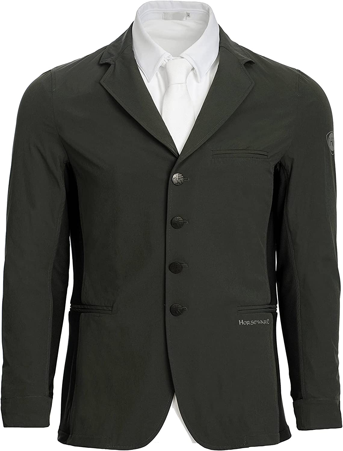 1 year warranty Horseware Mens Our shop OFFers the best service Air Competition MK2 Jacket