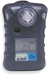 MSA ALTAIR 10092523 Oxygen O2 (Low: 19.5%, High: 23.0%), Black (Set of 1/EA)