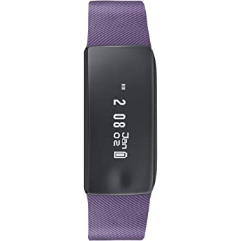 Fastrack reflex beat Uni-sex activity tracker - Heart rate monitor ,Calorie counter, Call and message notifications and up to 5 Day battery Life - SWD90066PP02 / SWD90066PP02