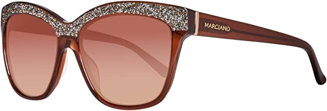 Guess Women''s Sonnenbrille GM07295750F Sunglasses, Brown (Braun), 51