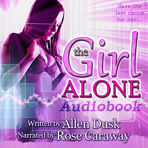 The Girl Alone audiobook cover art