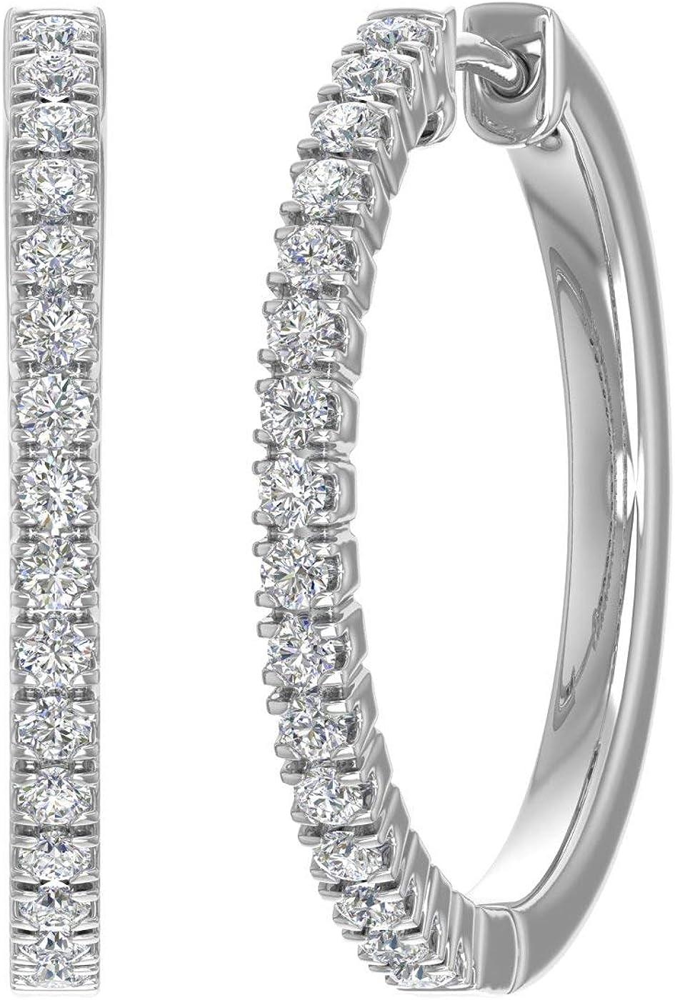 Earrings | Classic/Stud | Princess Cut Stud Earrings