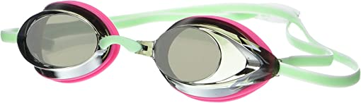 Pink/Green/Grey Mirrored
