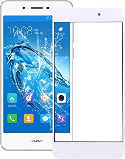 IPartsBuy For Huawei Enjoy 6s Strawman Screen Outer Glass Lens Mobile phone screen film Protect Screen
