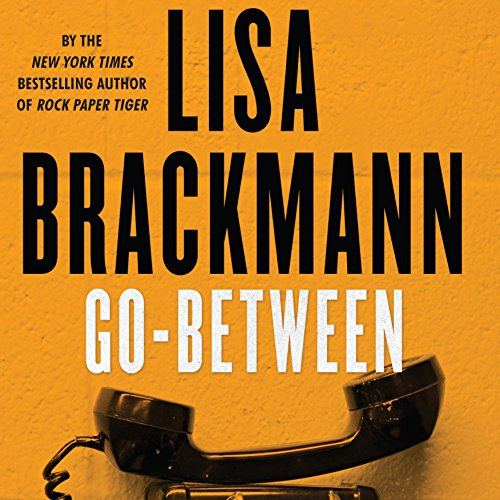 Go-Between audiobook cover art