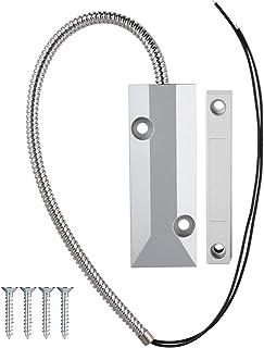 Interruptor magnético - Alarma de interruptor magnético de seguridad - Sensor atado con alambre magnético para