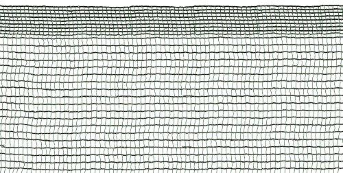 VERDELOOK Tessuto Antigrandine in Rotoli, 4x10 m, Verde, per Agricoltura, vigneti e coperture