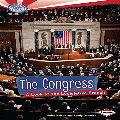 The Congress audiobook cover art