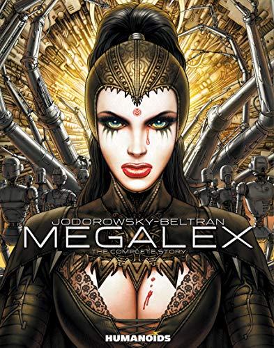 Megalex Omnibus (English Edition)
