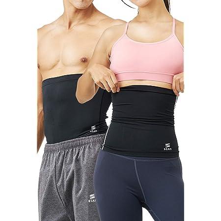 stan ダイエットベルト [ お腹 発汗力No.1 お腹痩せ ダイエットをサポートする 薄手 サウナベルト ]コルセット ウエスト 引き締め 腹筋ベルト 加圧ベルト メンズ レディース