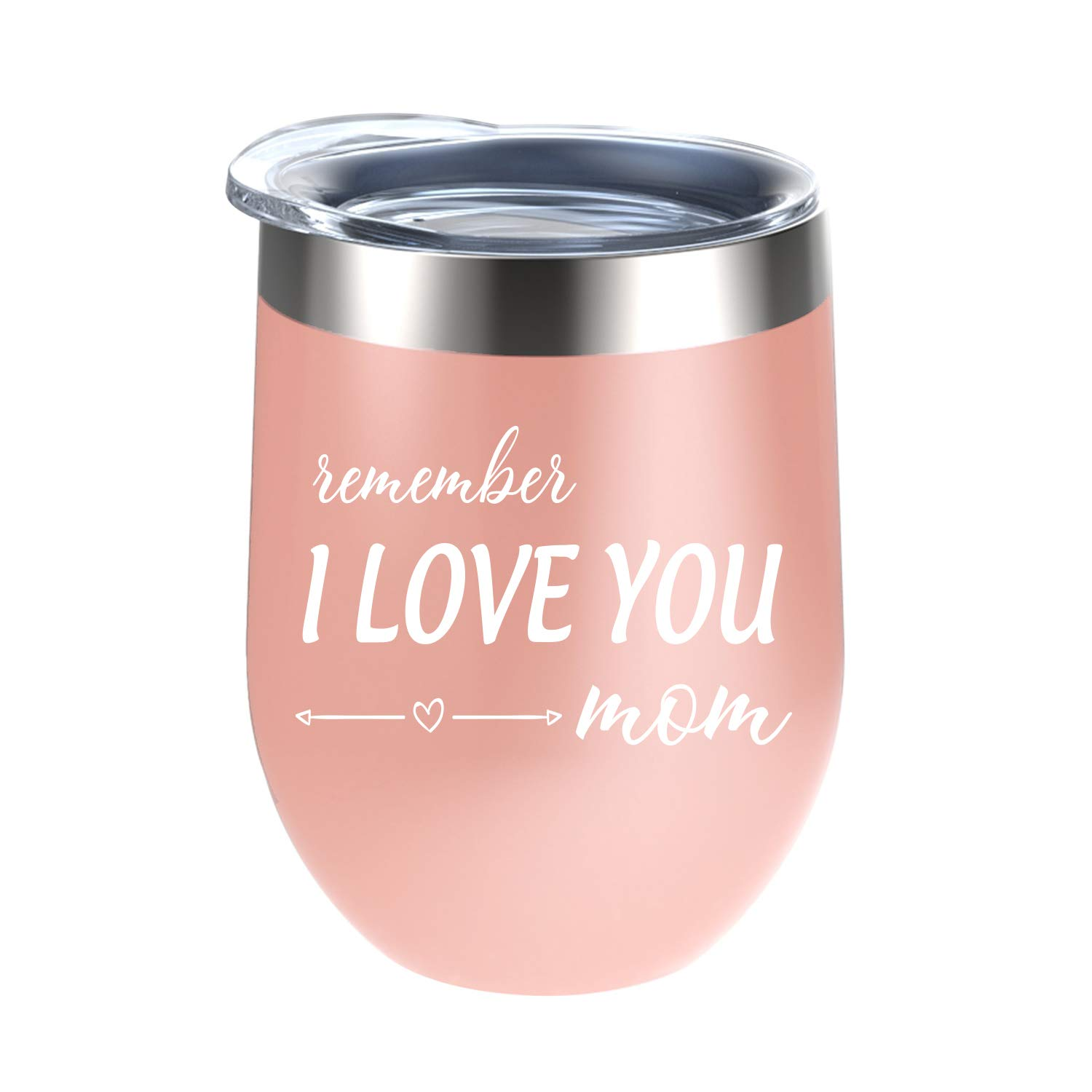 Alexanta Mom Tumbler - Remember I Love You Mom - Christmas Gifts for Mom, Mother's Day Gifts for Mom, Mom Birthday Gifts…