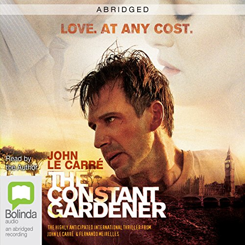 The Constant Gardener (Abridged) cover art