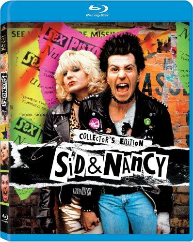 Sid & Nancy [Edizione: Stati Uniti] [USA] [Blu-ray]