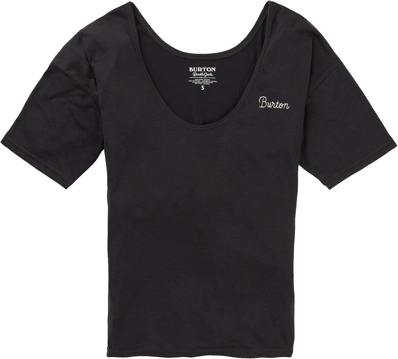 5% OFF Burton New mail order Women's Luxemore Scoop T-Shirt