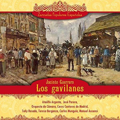 Ataúlfo Argenta, José Perera, Orquesta de Cámara de Madrid, Coros Cantores de Madrid, Toñy Rosad