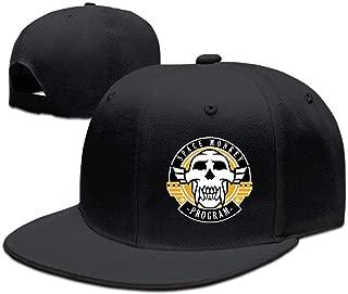 Space Monkey Program Denim Dad Cap Baseball Hat Adjustable Sun Cap Hip Pop Hat