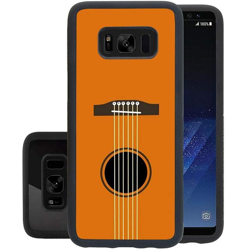 Creative Designs Guitar Strings PC and TPU Anti-Scratch Phone Case for Samsung Galaxy S8 Plus
