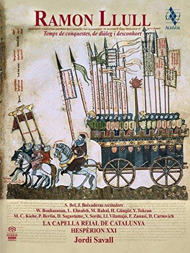 Ramon Llull (1232-1316) : Jordi Savall