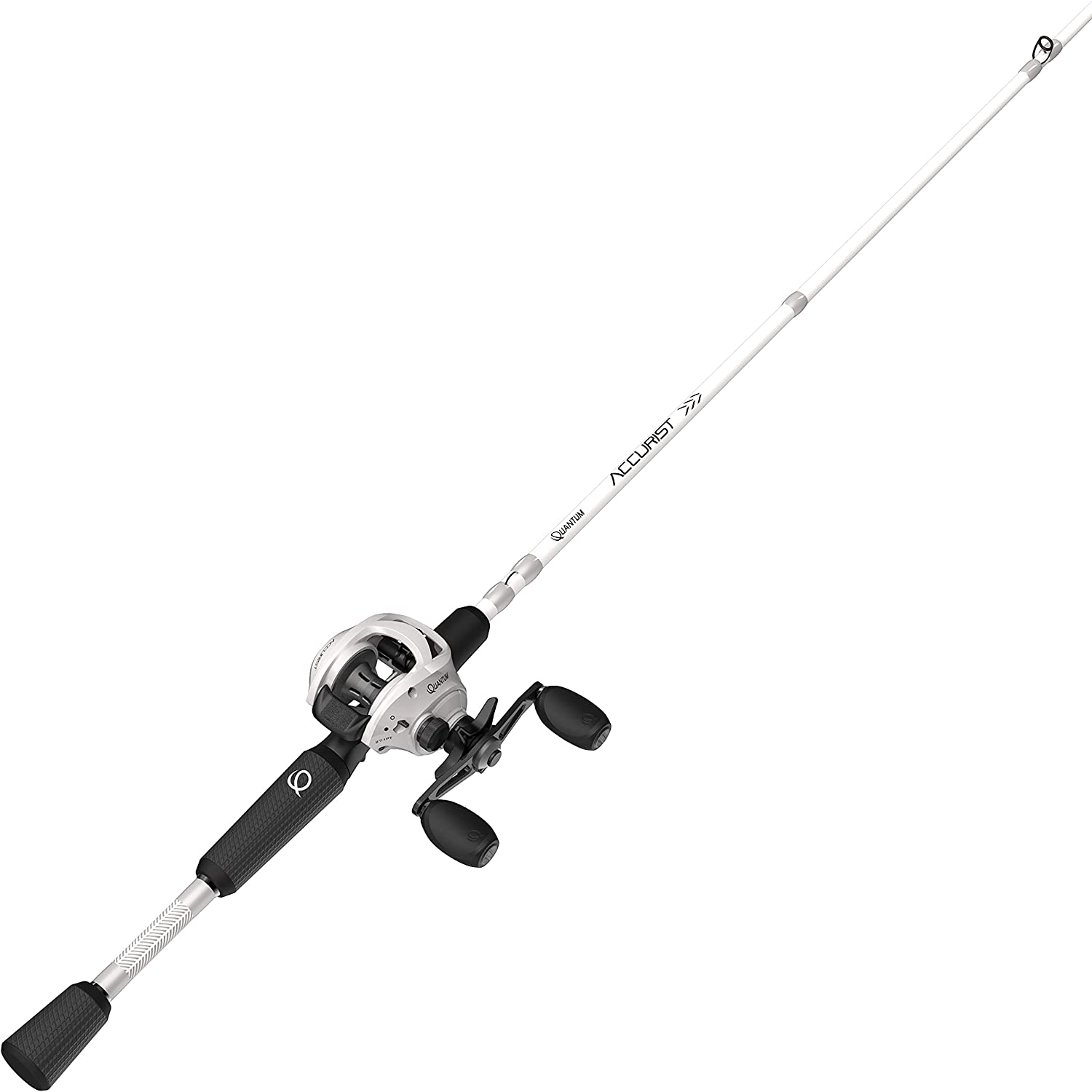 service Quantum Accurist Baitcast Reel and 1-P Online limited product Fishing Combo Rod 7-Foot