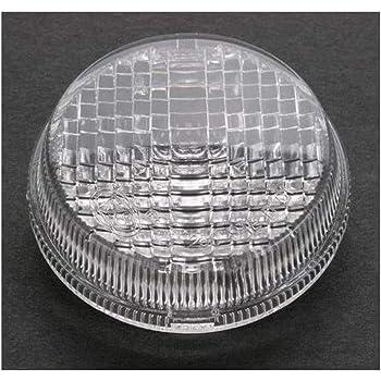 25-1250 K/&S DOT Compliant Turn Signal Lens Amber