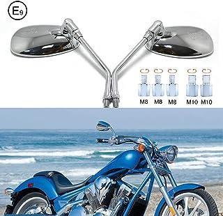 Suchergebnis Auf Für Chrom Spiegel Auto Motorrad