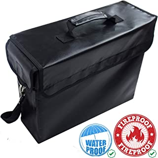 Large Fireproof Document Bag by Nicetech (15