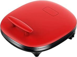 YUMEIGE Elektrische bakvorm Elektrische bakpan, dubbelzijdige verwarming huishoudelijke verdieping pannekoek pan, pannenko...